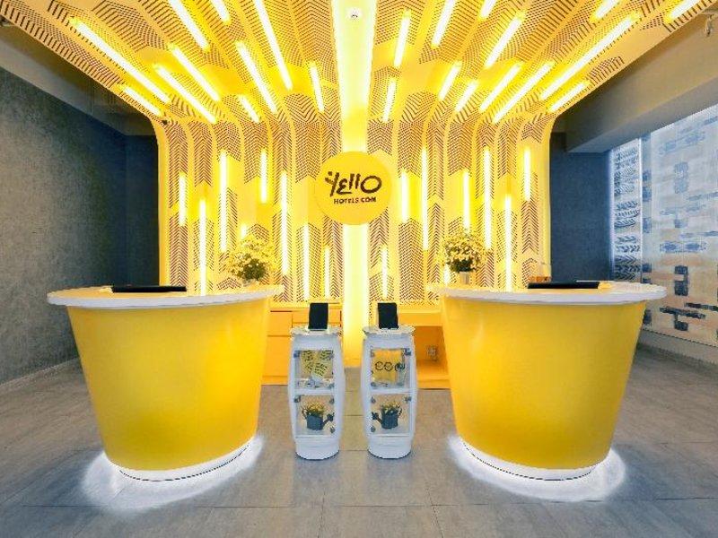 YELLO Paskal Bandung Lounge/Empfang