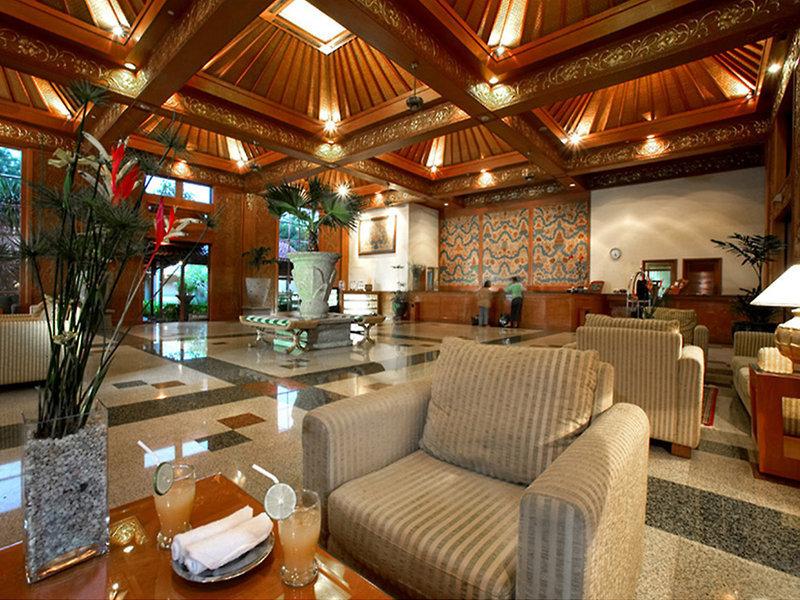 Singgasana Surabaya Lounge/Empfang