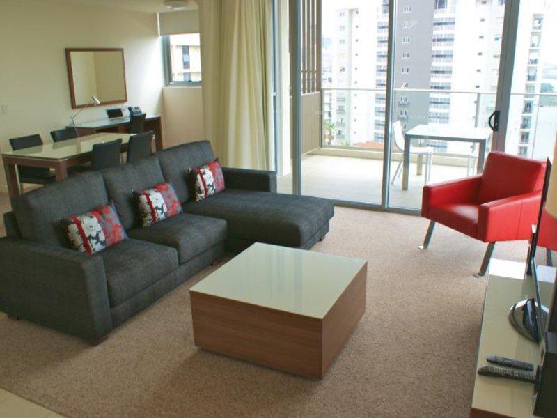 The Sebel South Brisbane  Lounge/Empfang