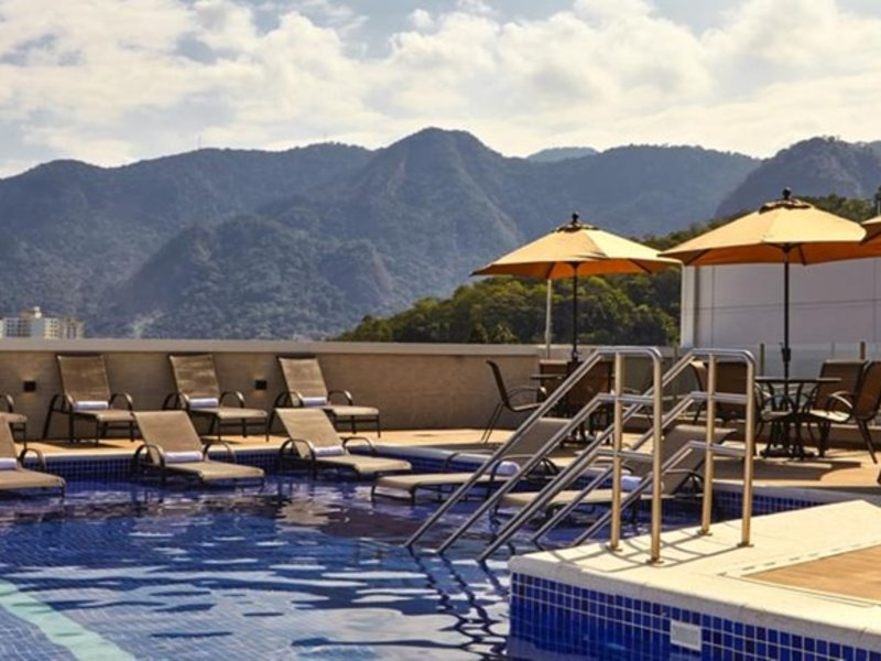 Residence Inn Rio de Janeiro Barra da Tijuca Pool