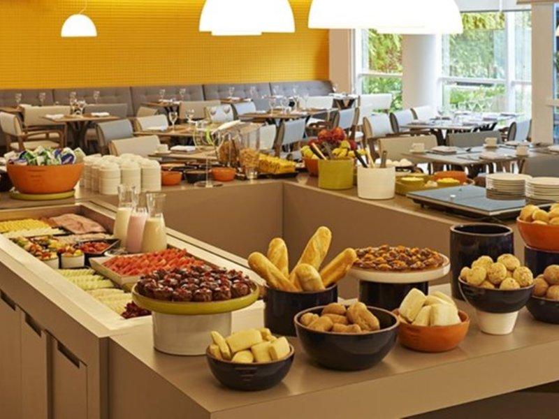 Novotel Rio de Janeiro Parque Olimpico Restaurant