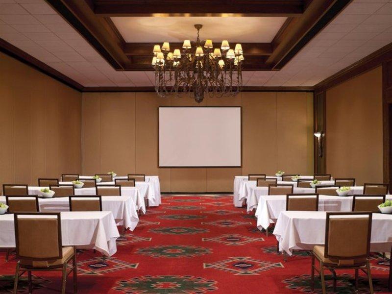 Sheraton Red Deer Hotel Konferenzraum