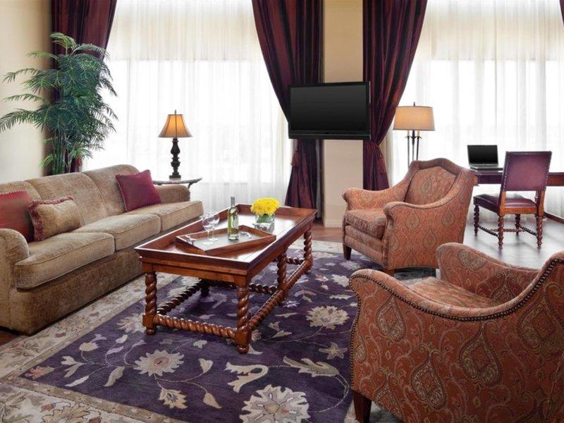 Sheraton Red Deer Hotel Wohnbeispiel