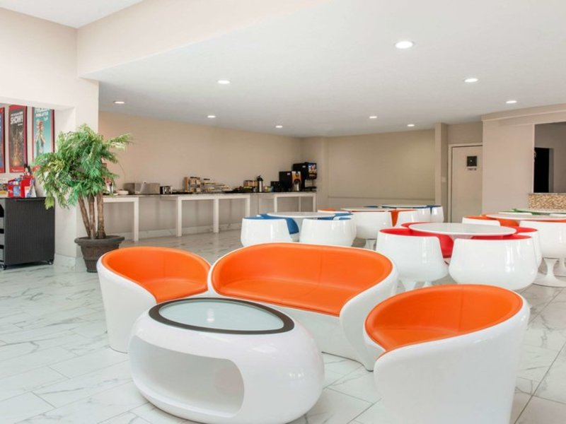 Clarion Inn & Suites  Konferenzraum
