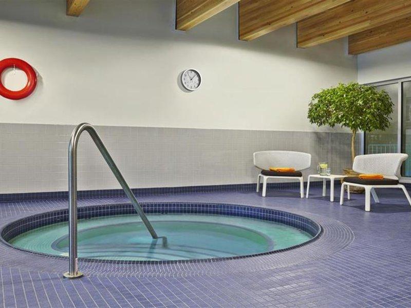 Sheraton Red Deer Hotel Wellness