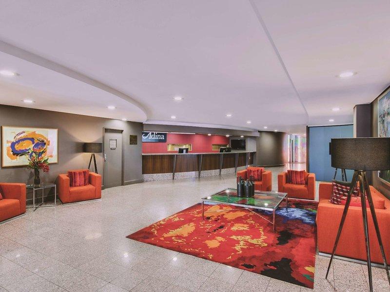 Medina Serviced Apartments Canberra James Court Wohnbeispiel