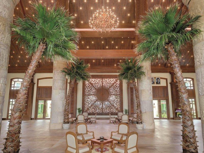 Sokha Siem Reap Resort & Convention Center Lounge/Empfang