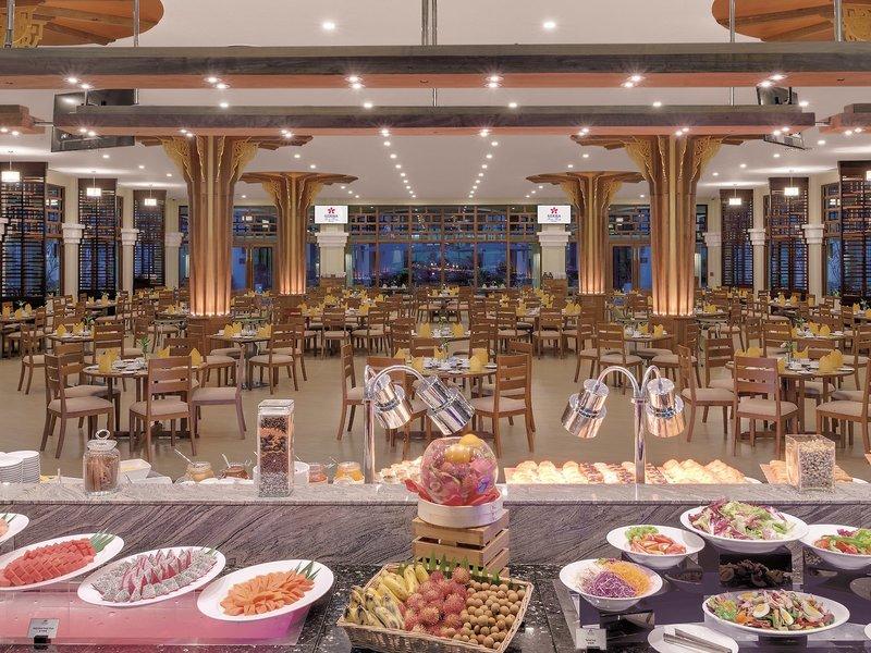 Sokha Siem Reap Resort & Convention Center Restaurant