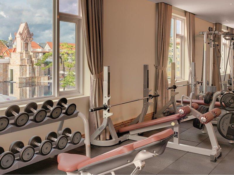 Sokha Siem Reap Resort & Convention Center Sport und Freizeit