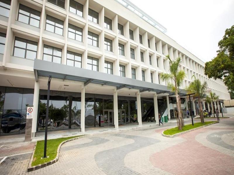 Prodigy Hotel Santos Dumont Airport - RJ Außenaufnahme