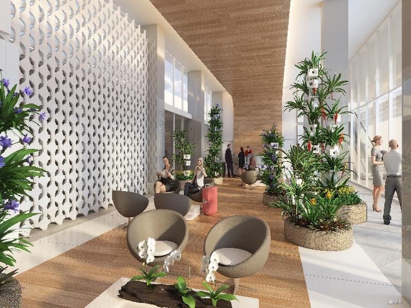 Prodigy Hotel Santos Dumont Airport - RJ Terrasse