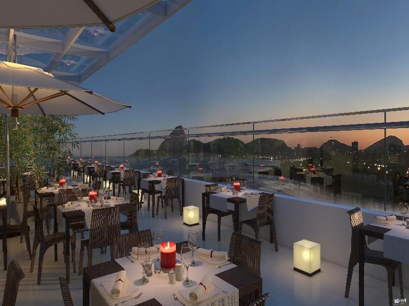 Prodigy Hotel Santos Dumont Airport - RJ Restaurant