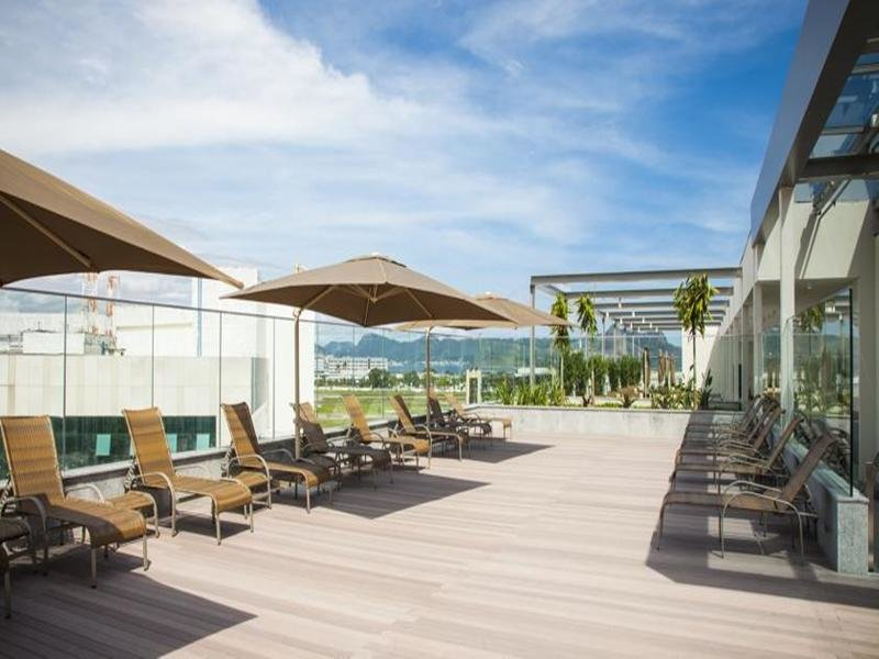 Prodigy Hotel Santos Dumont Airport - RJ Sport und Freizeit