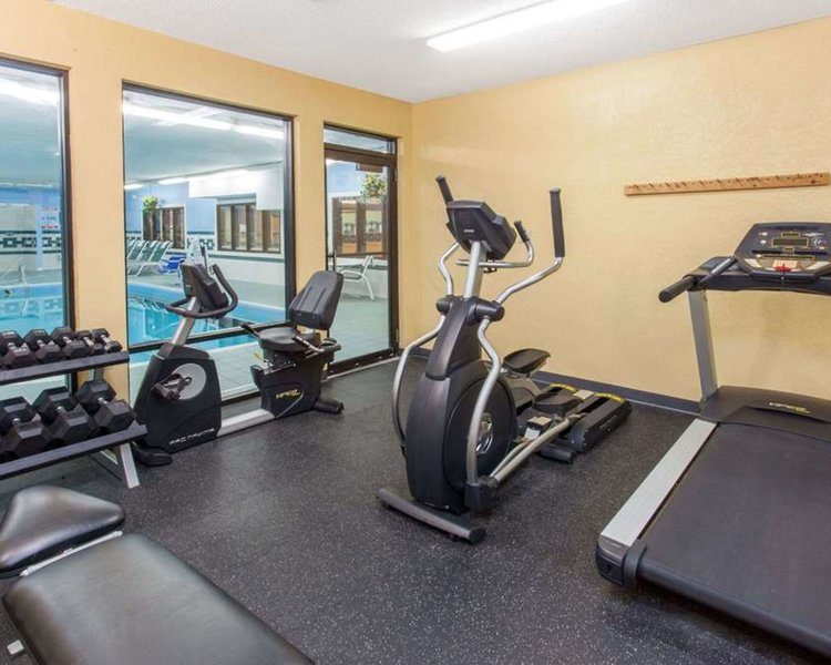 Ramada Limited Decatur Sport und Freizeit
