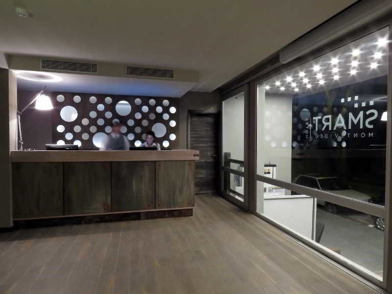 Smart Hotel Montevideo Lounge/Empfang