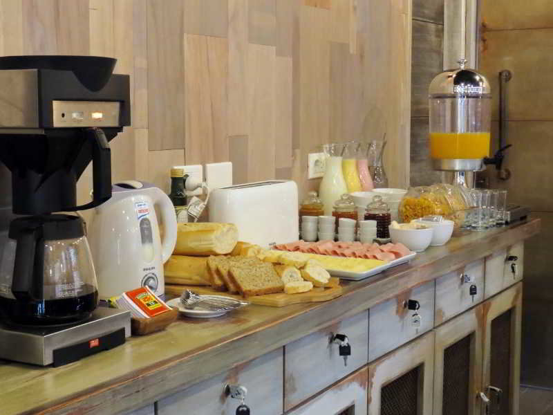 Smart Hotel Montevideo Restaurant
