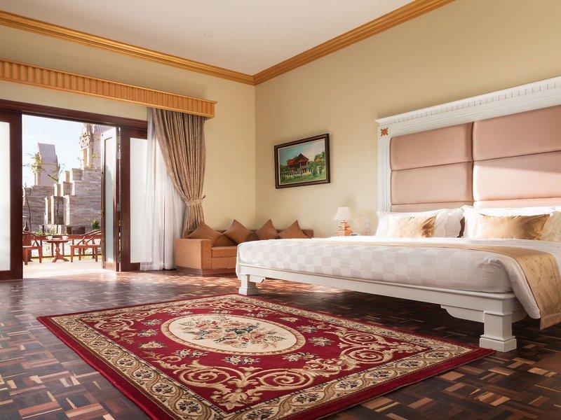 Sokha Siem Reap Resort & Convention Center Wohnbeispiel