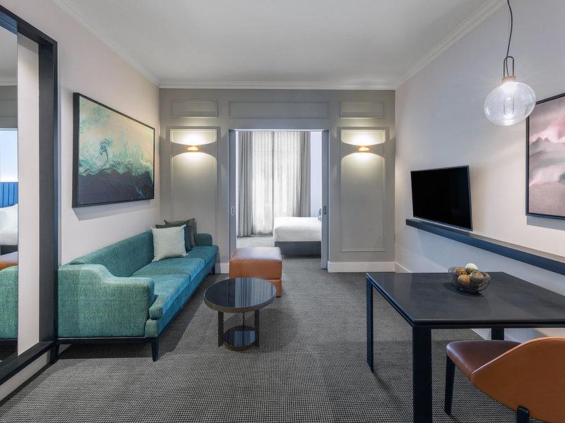 Adina Apartment Hotel Brisbane Modellaufnahme
