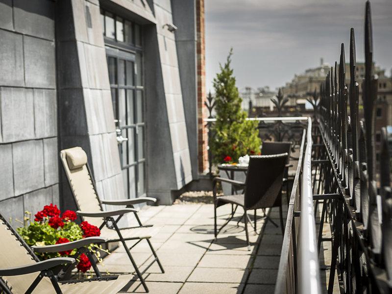 Hotel Gault Terrasse