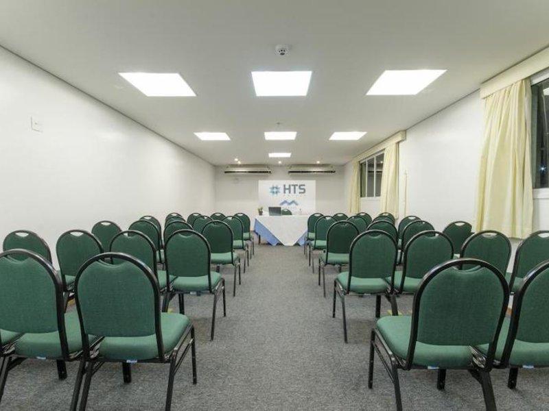Hotel Express Vieiralves Konferenzraum