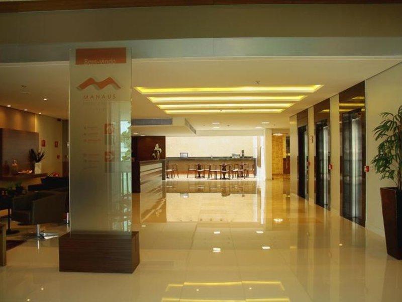 Hotel Express Vieiralves Lounge/Empfang