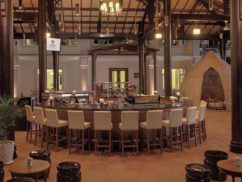 Sokha Siem Reap Resort & Convention Center Bar