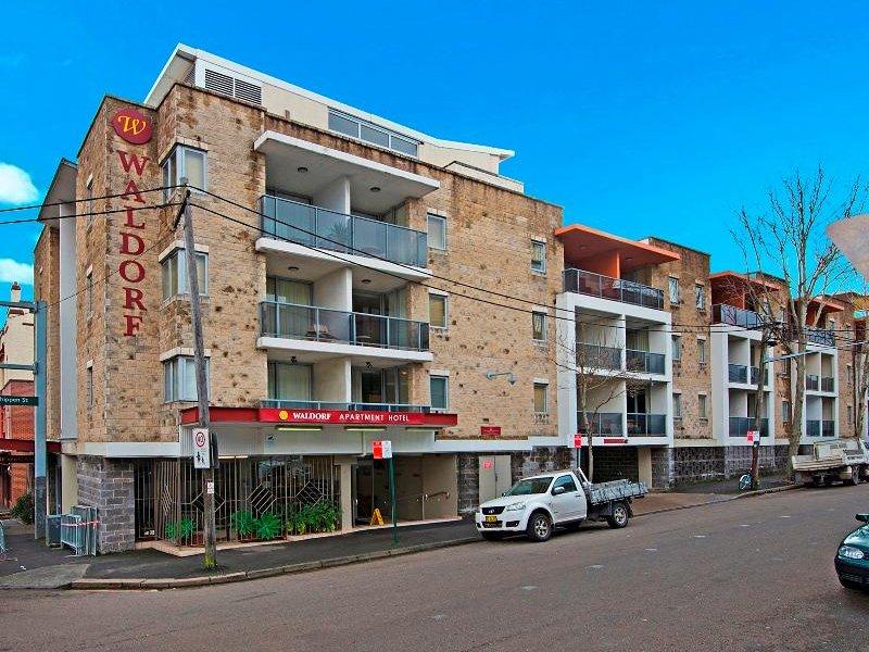 Waldorf Sydney Central Serviced Apartments Außenaufnahme