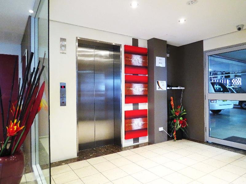 Waldorf Sydney Central Serviced Apartments Lounge/Empfang
