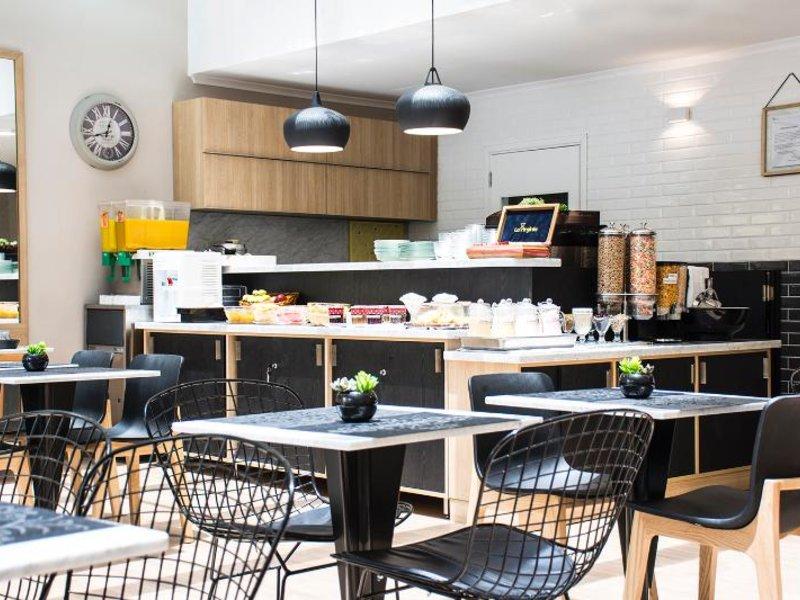 Armon Suites Restaurant