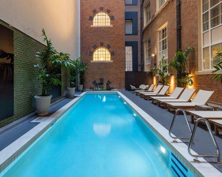 Adina Apartment Hotel Brisbane Pool