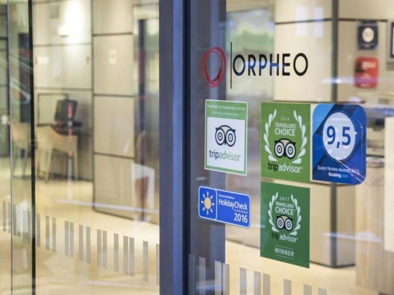 Orpheo Express Lounge/Empfang