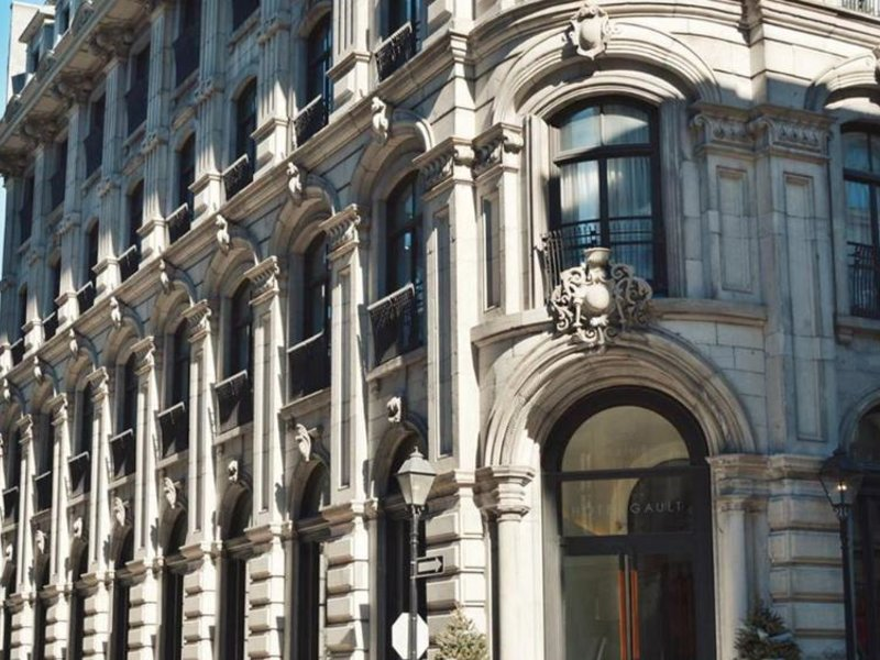 Hotel Gault Außenaufnahme
