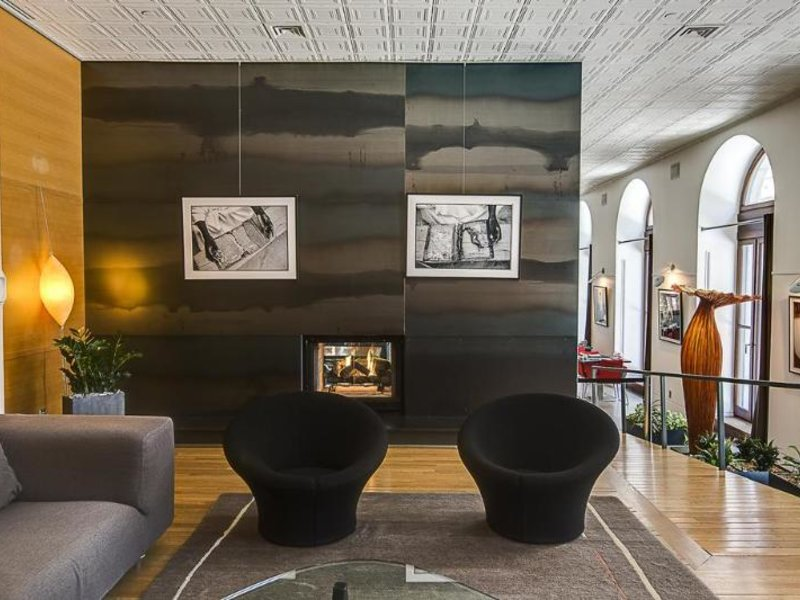 Hotel Gault Lounge/Empfang