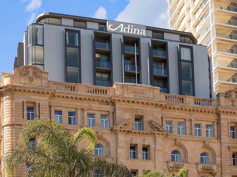 Adina Apartment Hotel Brisbane Außenaufnahme