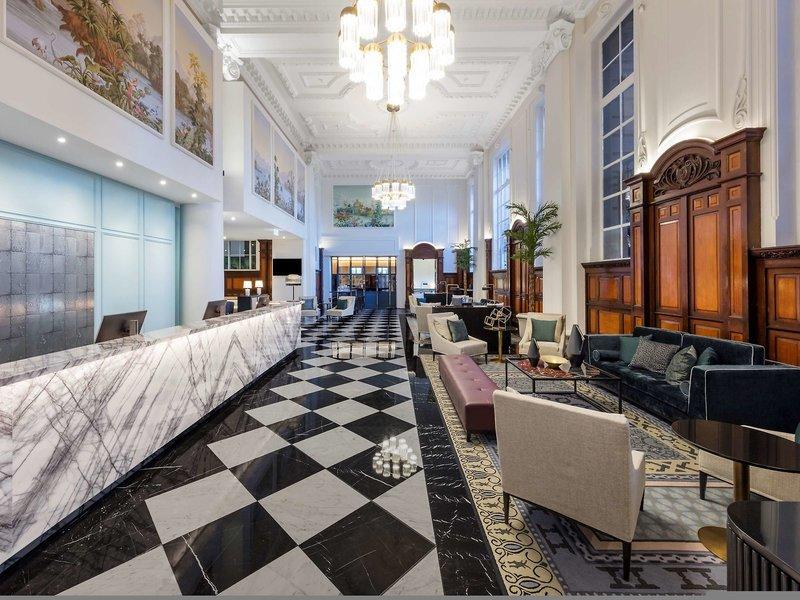 Adina Apartment Hotel Brisbane Lounge/Empfang