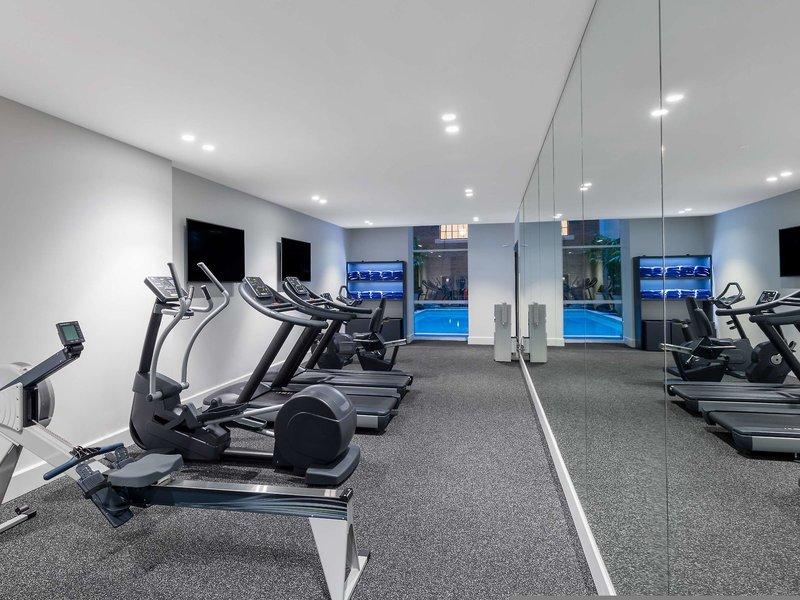 Adina Apartment Hotel Brisbane Sport und Freizeit