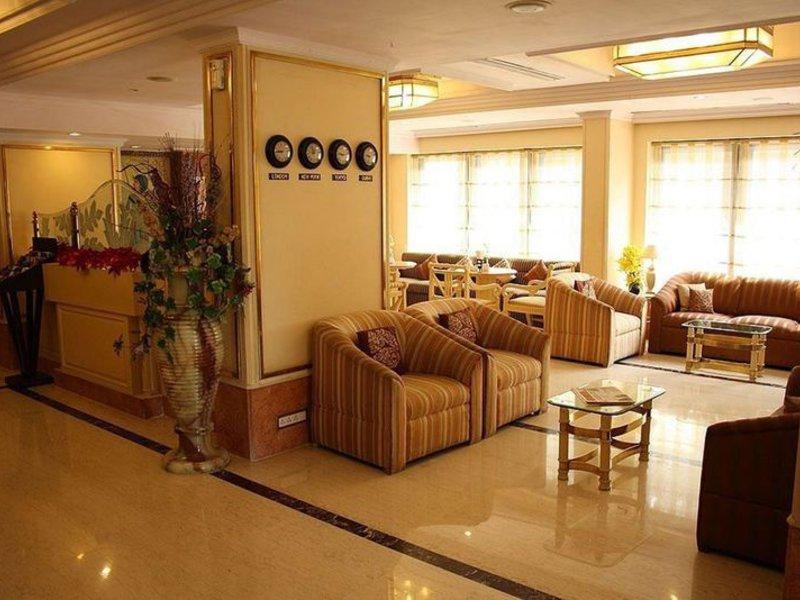 Bawa International Lounge/Empfang