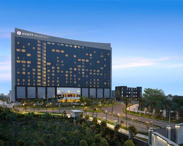 Hyatt Regency Gurgaon Außenaufnahme