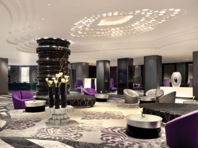 Hyatt Regency Gurgaon Lounge/Empfang