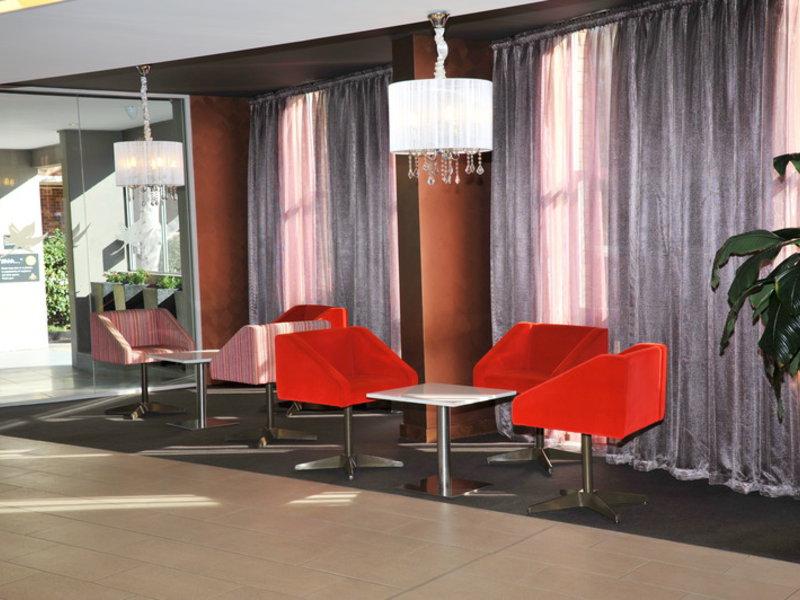 Royal Pacific Hotel Lounge/Empfang