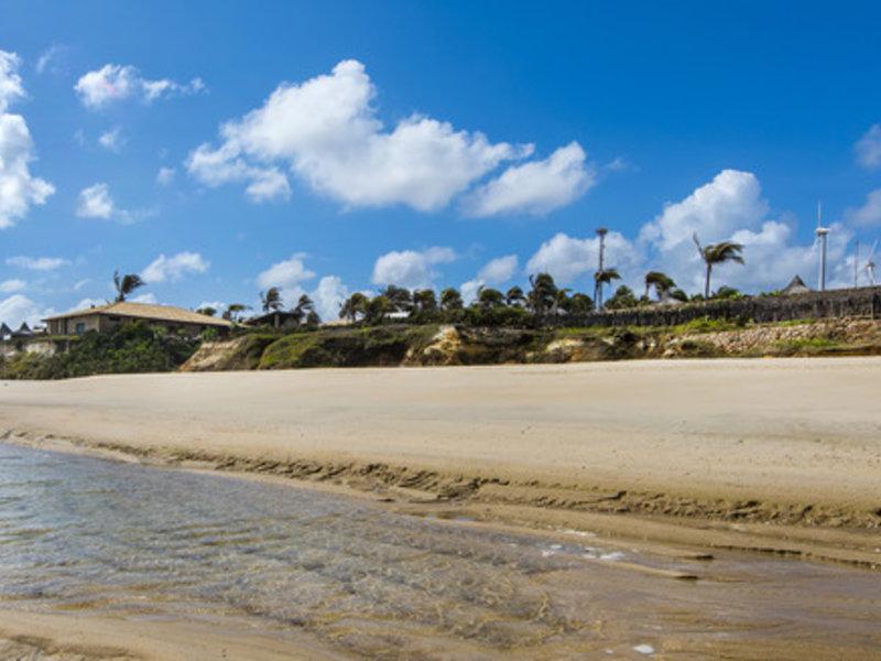 Parque das Fontes  Strand