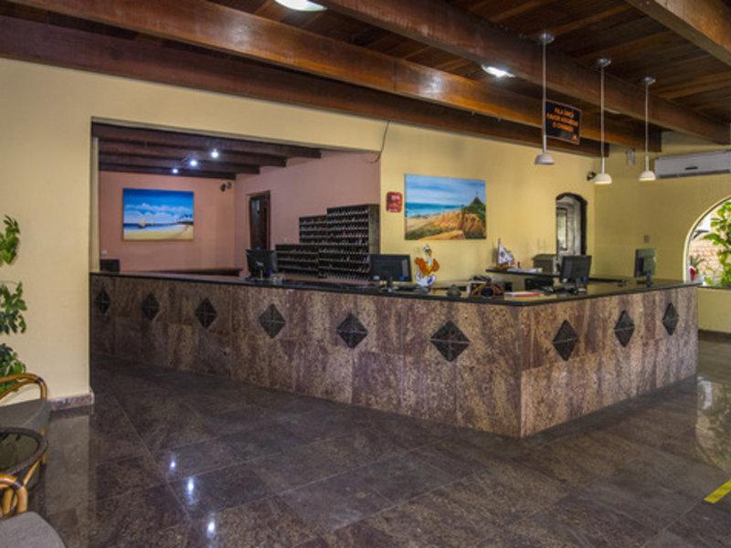 Parque das Fontes  Lounge/Empfang
