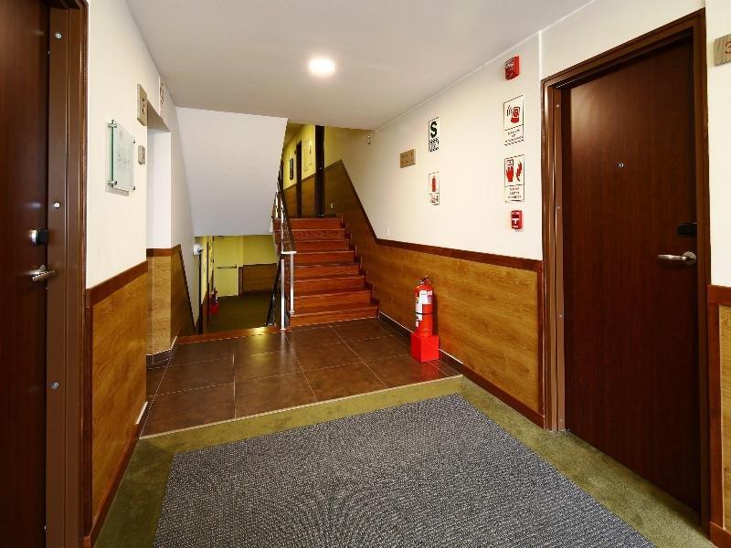 Casa Andina Standard Miraflores Centro Lounge/Empfang