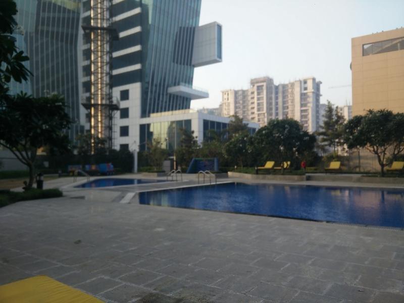 Hyatt Regency Gurgaon Pool