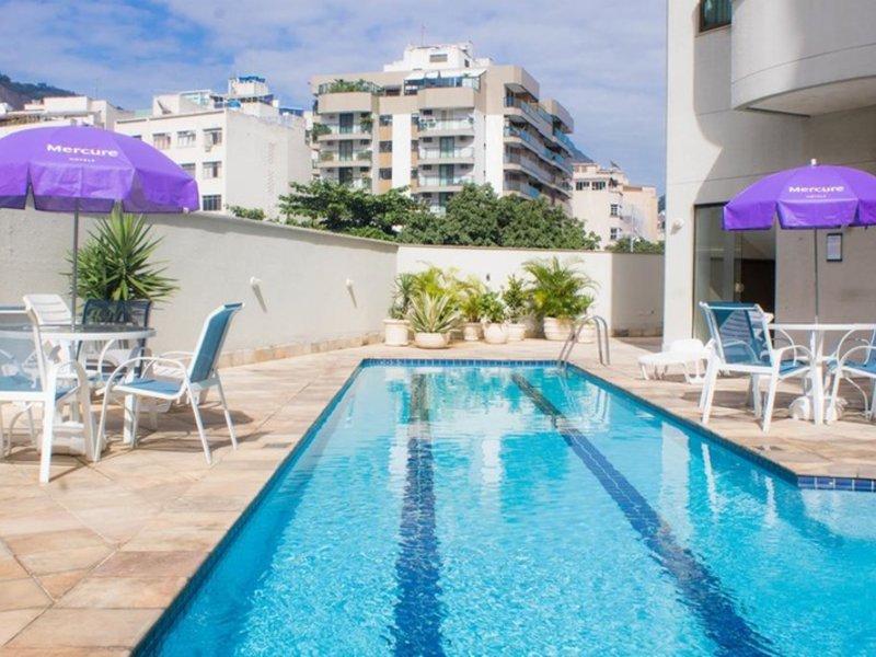 Mercure Botafogo Mourisco Pool