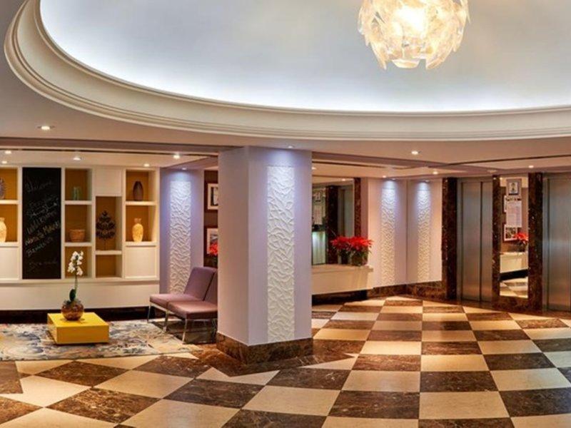 Mercure Botafogo Mourisco Lounge/Empfang