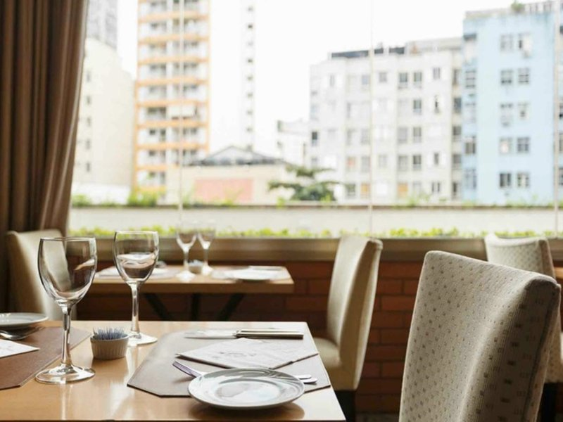 Mercure Botafogo Mourisco Restaurant