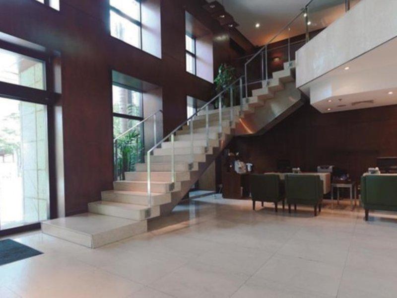 Estanplaza Berrini Lounge/Empfang
