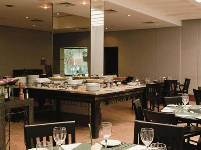 Estanplaza Berrini Restaurant