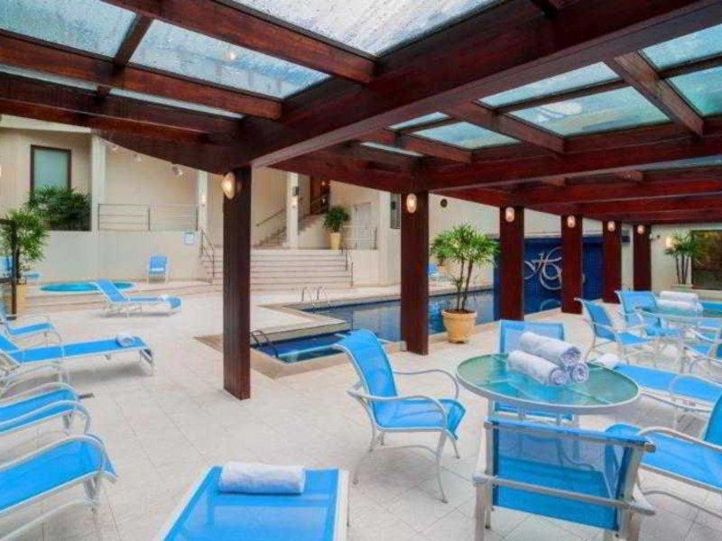 Wish Serrano Resort & Convention Pool